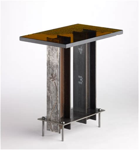 I Table by Marty Hicks Furniture