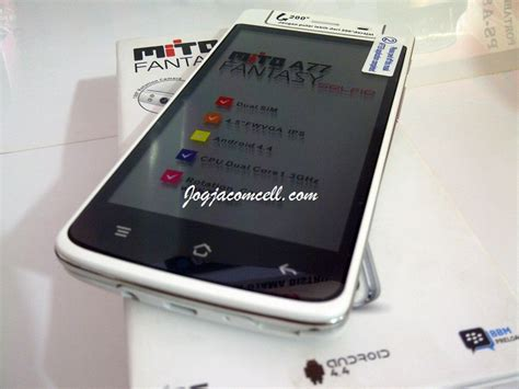 Tablet Mito A77 mito a77 7 jc jogjacomcell toko gadget