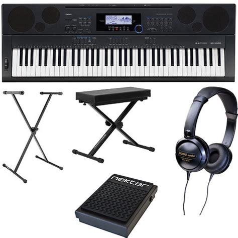 Keyboard Casio Wk 6500 casio wk 6500 76 key keyboard basics b h kit b h photo