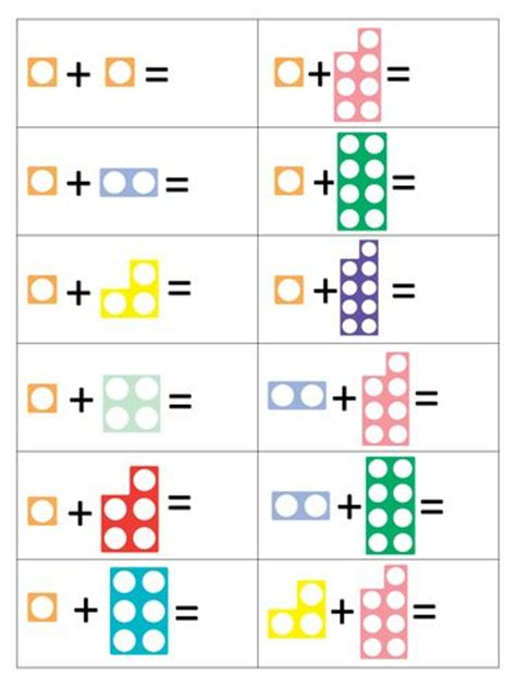 early multiplication printable worksheets 13 best numicon images on pinterest early years maths