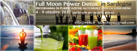 Detox On East 8th by Moon Power Detox In Sardegna I Viaggi Di Winki