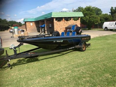 used skeeter bass boats in texas 1995 skeeter bass boat for sale