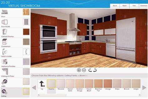 virtual kitchen cabinet designer online kitchen designer tool hac0 com
