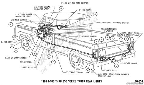 1969 ford f350 wiring diagram get free image about