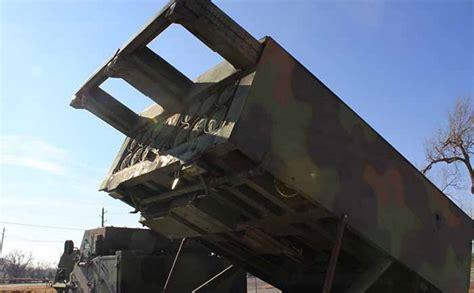 Lu Tembak Motor Jarak Jauh rudal jarak jauh angkatan darat as akan mu tembak kapal jejaktapak