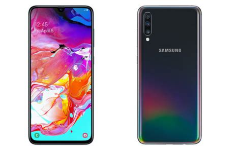 Samsung Galaxy A80 Display by Galaxy A70 With Cameras To Launch In India Soon Page Goes Live On Official Samsung Site