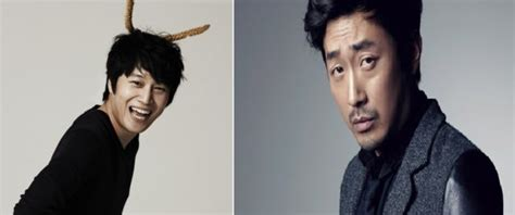 along with the gods part 1 cast ha jung woo teams up with cha tae hyun in along with the