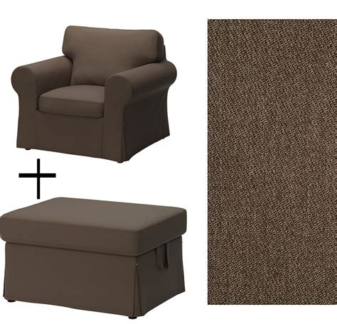 armchair and footstool ikea ektorp armchair and footstool covers slipcovers jonsboda brown chair ottoman covers
