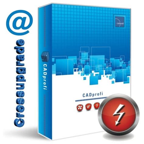 cadprofi electrical network license crossupgrade from
