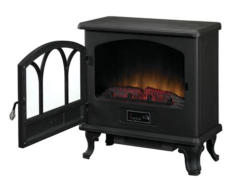 Electric Fireplace Heater by Duraflame Large Stove Heater Black Dfs 750