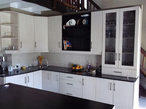 Light Cherry Kitchen Cabinets by Melamine Kitchens In Jhb Amp Pta Nico S Kitchens