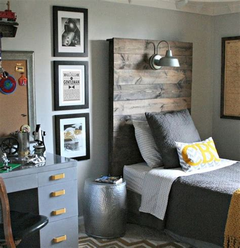 boys industrial bedroom love the vintage industrial look of this little boy s