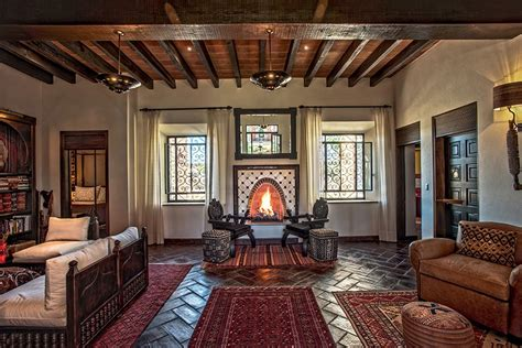 inside in spanish peek inside 29 spectacular spanish style homes photos architectural digest