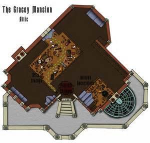 haunted mansion floor plan haunted mansion attic floor plan by shadowdion on deviantart