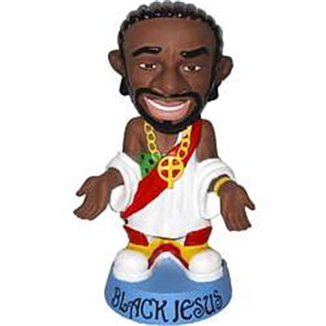 bobblehead jesus black jesus bobblehead findgift