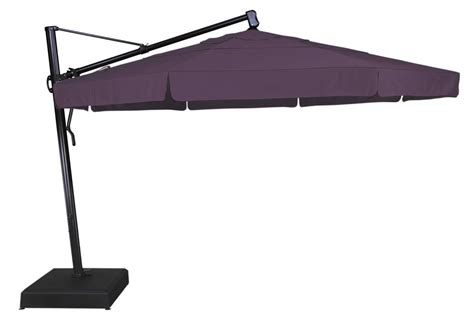 Small Cantilever Patio Umbrella Treasure Garden Cantilever Series Akz13 Best Hearth Patio