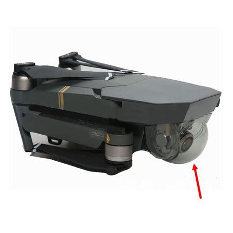 Terlaris Dji Mavic Lenshood Gimbal 1 gimbal cover lens filter nd2 cap protector for dji mavic pro drone