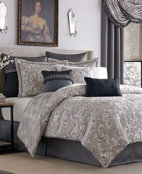 closeout croscill natalia california king comforter set