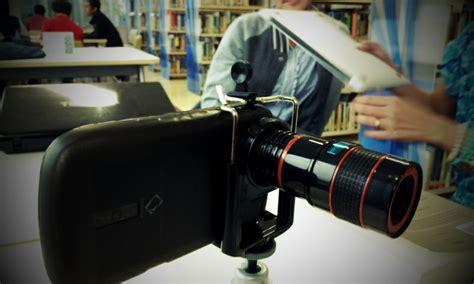 Telezoom Lens Tripod Mini Holder U gaya baru dengan tele zoom 8x dan blackberry bellagio