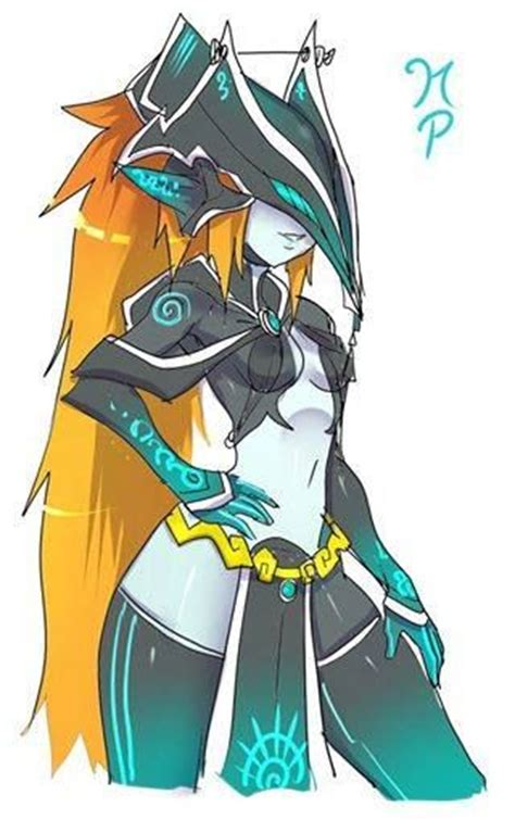 legend of zelda black hair midna midnight magician the legend of zelda pinterest