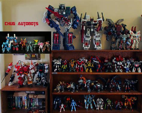 why does my room collect so much dust my chug autobots collection 2016 by unicron9 on deviantart