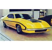 1970 Ford Torino King Cobra And Chevrolet Chevelle SS At The