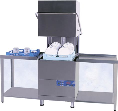 commercial dishwasher for home chef king turbo 1500 passthrough dishwasher