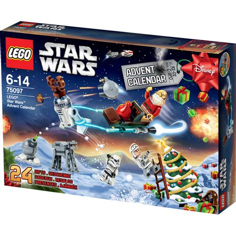 Calendario 2015 Da Stare Lego Wars Advent Calendar 2015 75097 New Ebay