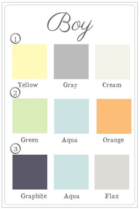 kids color scheme 148 best images about kids room ideas on pinterest cars