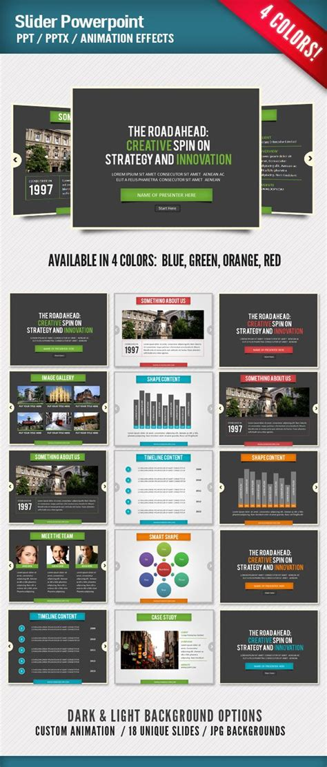 powerpoint template by design district via behance 12 best ppt images on pinterest keynote ppt design and
