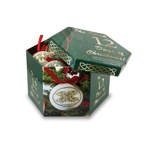 christmas kudil set online ornaments solvar 12 days of ornament set crossroads