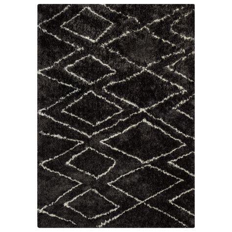 Large Contemporary Area Rugs Signature Design By Contemporary Area Rugs R400241 Deryn Black White Large Rug