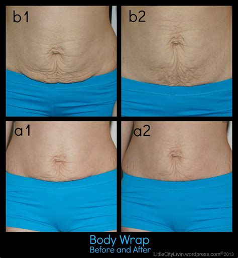 Belly Detox Wrap by Diy Wrap Cocoa Butter Sea Salt And Moisturizers
