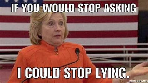 Hilary Meme - hillary promises press conferences on one condition