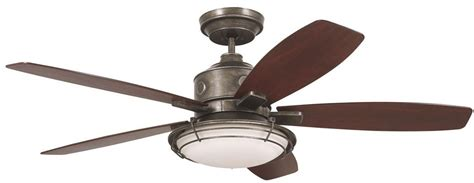 interior ceiling fans emerson ceiling fans cf630vs rockpointe vintage steel