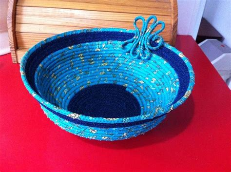 pattern for fabric bowls 89 best coiled fabric bowls and baskets images on