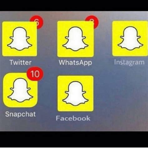 twitter snapchat whatsapp facebook instagram meme  sizzle