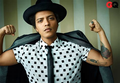 bruno mars tattoos the rumor come out does bruno mars is bruno mars