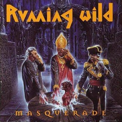 running wild running wild masquerade reviews encyclopaedia metallum the metal archives