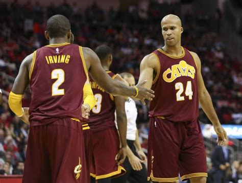 richard jefferson has quote about kyrie irving s