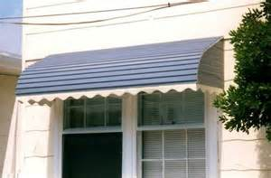 House Window Awnings Metal Awnings Shape To Your House And Save Energy