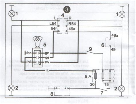 Motorrad Batterie Kabel Querschnitt by Treckergarage Schalter Ihc