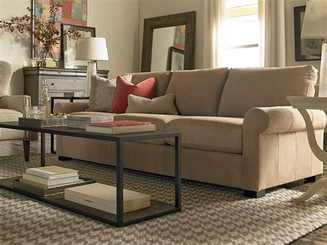 sofas scarborough scarborough great room sofa by bassett furniture