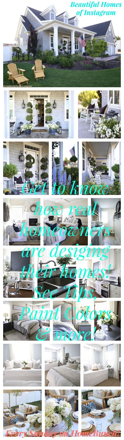 house beautiful instagram beautiful homes of instagram home bunch interior design