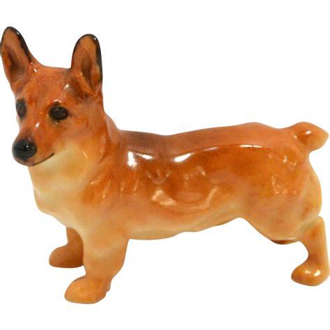 corgi figurine collectibles royal doulton welsh corgi dog figurine k16 from a dogs