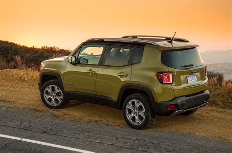Where Is The Jeep Renegade Built by 2015 Jeep Renegade Build Your Own Feature Goes