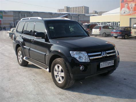 repair anti lock braking 1998 mitsubishi montero sport interior lighting 2008 mitsubishi montero ii pictures information and specs auto database com