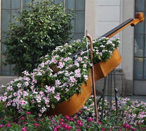 Unique Flower Planter Ideas by 40 Unique Container Garden Ideas