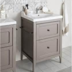 meuble de salle de bains de 60 224 79 brun marron