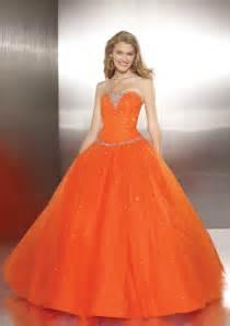 orange dresses for wedding bridal style and wedding ideas sweet orange wedding dress